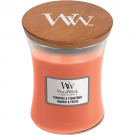 WoodWick Tamarind & Stonefruit Medium Jar Candle