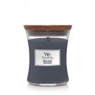 WoodWick Indigo Suede Medium Jar Candle