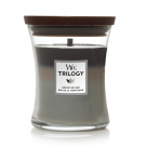 WoodWick Mountain Air Trilogy Medium Jar Candle