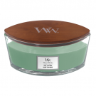 WoodWick Sage & Myrrh Ellipse Hearthwick Jar Candle