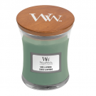 WoodWick Sage & Myrrh Mini Jar Candle
