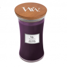 WoodWick Velvet Tobacco Large Jar Candle