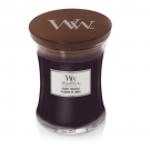WoodWick Velvet Tobacco Medium Jar Candle