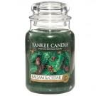 Yankee Candle Balsam & Cedar Large Jar