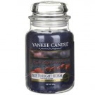 Yankee Candle Blue Twilight Storm large Jar