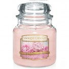 Yankee Candle Blush Bouquet Geurkaars Medium Jar Candle