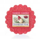 Yankee Candle Cranberry Pear Wax Tart
