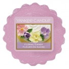 Yankee Candle Floral Candy Wax Tart