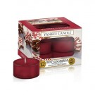 Yankee Candle Frosty Gingerbread Tea Lights
