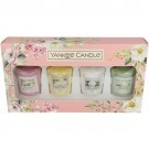 Yankee Candle Garden Hideaway 4 Votives Gift Set