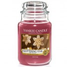 Yankee Candle Glittering Star Large Jar