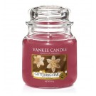 Yankee Candle Glittering Star Medium Jar