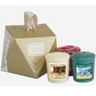 Yankee Candle 3 Votive Stocking Filler