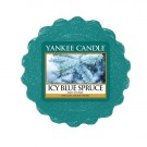 Yankee Candle Ice Blue Spruce Wax Tart