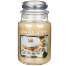 Yankee Candle Luscious Pumpkin Trifle large Jar