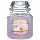 Yankee Candle Sweet Morning Rose Geurkaars Medium Jar Candle