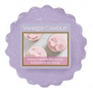 Yankee Candle Sweet Morning Rose Wax Tart