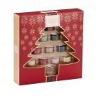 Yankee Candle Alpine Christmas 10 Tea Light & 1 Holder