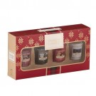 Yankee Candle Alpine Christmas 4 Votive Gift Set