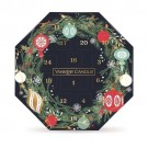 Yankee Candle Countdown To Christmas Morning Advent Wreath Calender