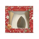 Yankee Candle Countdown To Christmas Melt Warmer & 3 Wax Melts