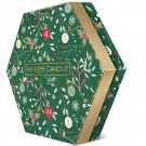 Yankee Candle Countdown To Christmas Tea Light Delight Gift Set