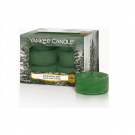 Yankee Candle Evergreen Mist Tea Lights
