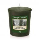 Yankee Candle Evergreen Mist Geurkaars Votive Sampler