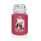 Yankee Candle Pomegranate Gin Fizz Geurkaars Large Jar Candle
