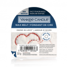 Yankee Candle Snow in Love New Wax Tart