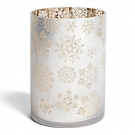 Yankee Candle Snowflake Frost Jar Holder