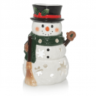 Yankee Candle Snowman Tea Light Holder Large