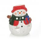 Yankee Candle Snowman Tea Light Holder Small