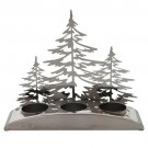 Yankee Candle Snowy Gatherings Multi tea Light Holder