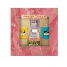 Yankee Candle The Last Paradise 1 Small Jar + 3 Votives Gift Set