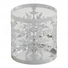 Yankee Candle Twinkling Snowflage Jar Sleeve