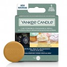 Yankee Candle Vanilla Cupcake Car Powered Fragrance Diffuser Refill