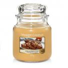 Yankee Candle Candlelit Cabin Geurkaars Medium Jar Candle
