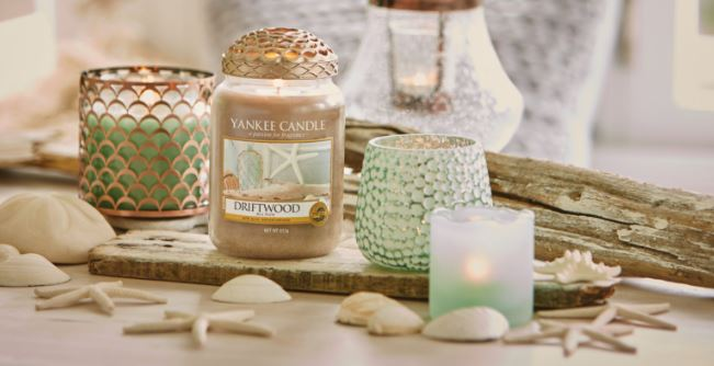 Yankee Candle Gratis Verzending.Yankee Candle Driftwood Sensationalhome Nl