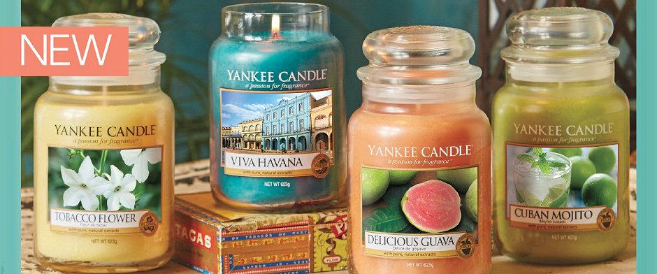 Yankee Candle Havana Serie